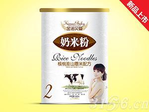 奶米粉纸听-核桃淮山薏米