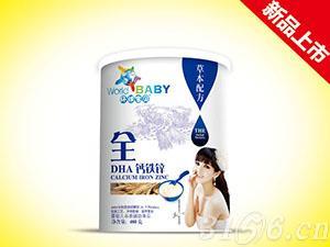 DHA钙铁锌