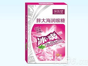 胖大海润喉糖(纸盒)