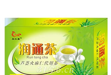 润通茶 (芦荟火麻仁代用茶)