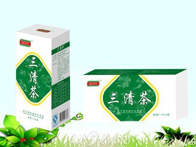 三清茶栀子菊花桑叶代用茶