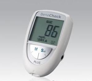 蓝牙血糖、尿酸、胆固醇分析仪