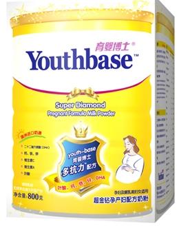 育婴博士超金钻孕产妇配方奶粉(800G)