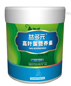 益多元高叶酸营养素