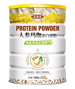 富源堂人参玛珈蛋白质粉