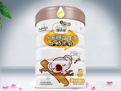 水苏糖益生菌护畅米乳 黄金米+核桃红枣