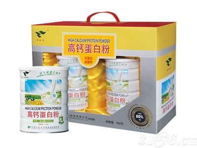 高钙蛋白粉礼盒装