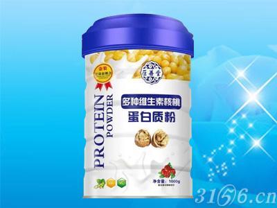 多种维生素核桃蛋白质粉