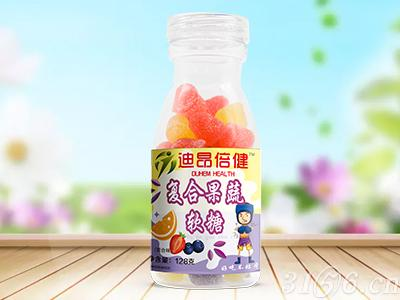复合果蔬软糖