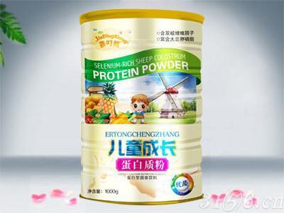 嘉叮熊-儿童成长蛋白质粉