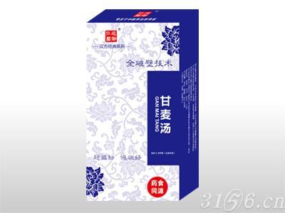 甘麦汤可用于缓解更年期综合征