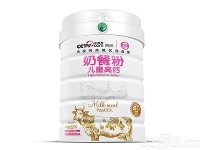 兒童高鈣奶餐粉