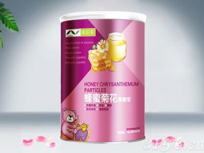 桶裝蜂蜜菊花清清寶
