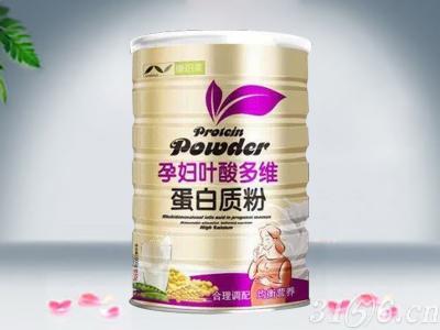 孕婦葉酸多維蛋白質粉