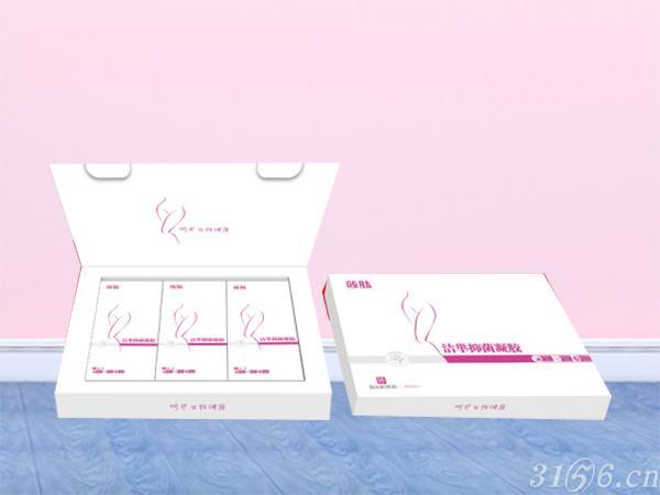 菠肽牌洁芈抑菌妇科凝胶