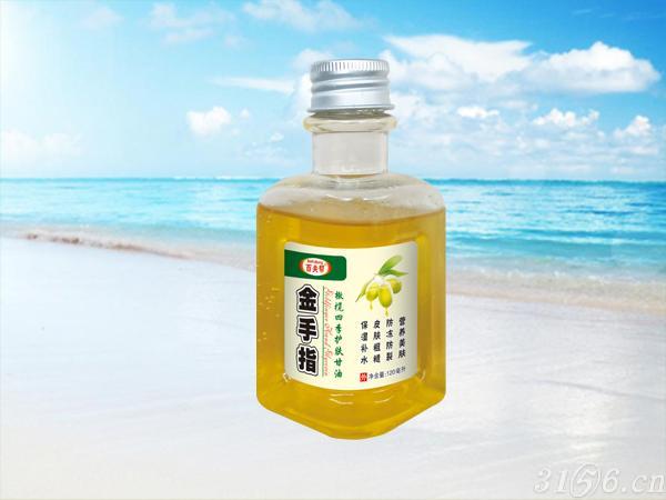 金手指橄榄四季护肤甘油