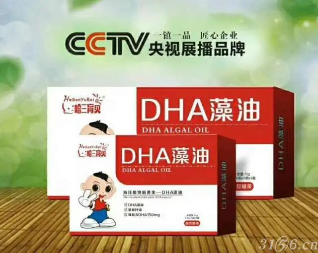 dha藻油(哈三育貝)
