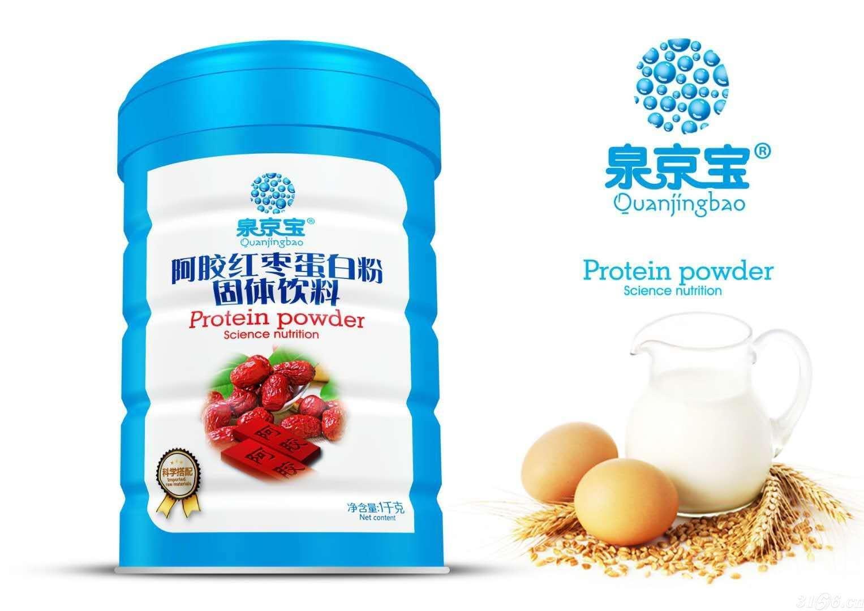 阿膠紅棗蛋白粉