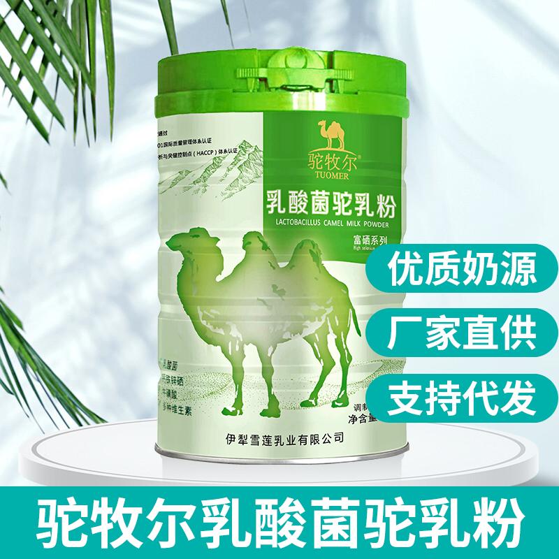 驼牧尔乳酸菌骆驼奶粉